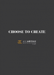 Choose to Create