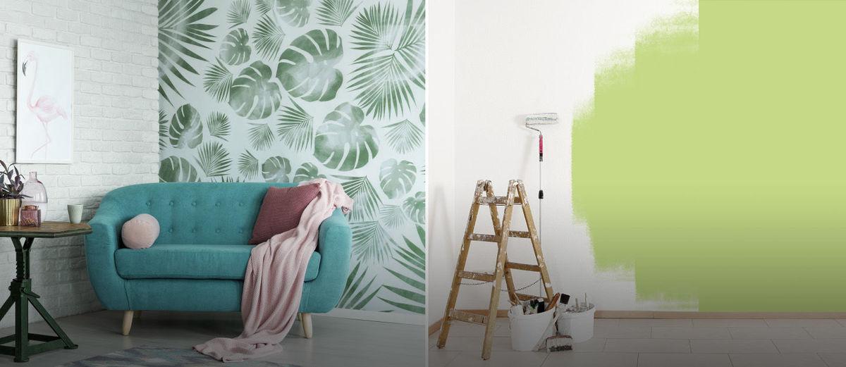 Wallpaper Vs Paint Ngc Nafees