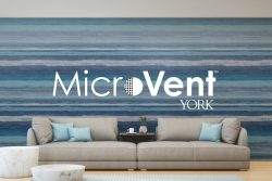 MicroVent: Perforated Vinyl Wallcovering